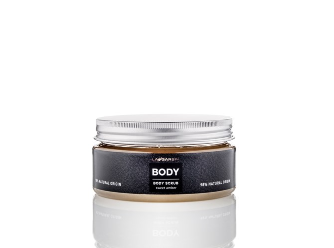 BODY Scrub Sweet Amber