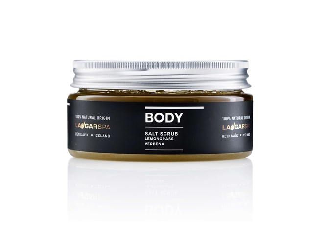 BODY Scrub Lemongrass