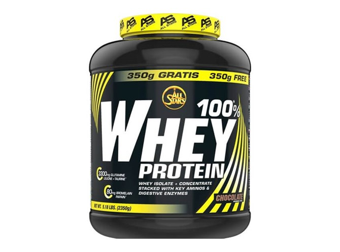 All Stars Cookie Dough 100% Whey-Protein 2270g